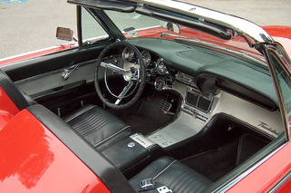 Your Ride: 1963 Ford Thunderbird Convertible