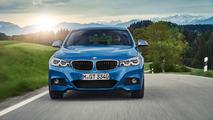 2017 BMW 3 Series GT facelift