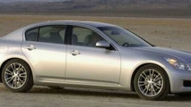 Infiniti to Enter Western Europe in 2008