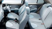 Nissan March Interior