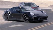 2013 Porsche 911 Turbo spy photo 08.8.2012