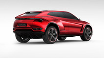 Production Lamborghini Urus will ride on the PL73 platform, weigh about 4,400 lbs - report