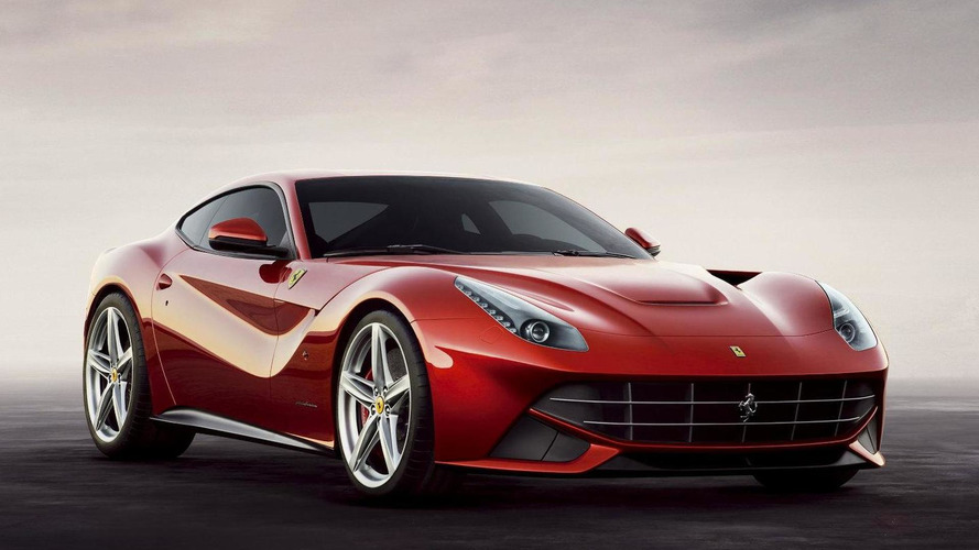 Fiat Chrysler Automobiles files paperwork for the Ferrari IPO