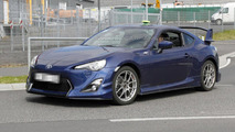 Toyota 86 GTS aero kit spied getting ready for Europe