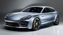 Porsche Pajun electric concept reportedly heading to IAA