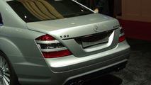 Mercedes-Benz S 63 AMG at Paris
