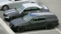 Mercedes E-Class Spy Photos