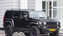 Hummer H3 Black Edition for Europe