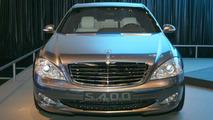 Mercedes-Benz Introduces S400 BLUETEC HYBRID Concept