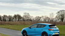 Seat Leon with official styling kit