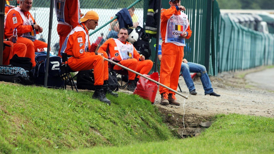 Monza marshals threaten to strike