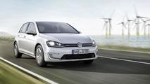 VW E-Golf, Design Vision GTI & Crossblue Coupe arrive stateside [video]