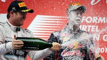 Rosberg says Vettel's car performance 'crazy'
