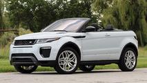 First Drive: 2017 Land Rover Range Rover Evoque Convertible