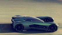 Aston Martin DBV Concept Presents a Unique Vulcan Alternative