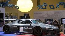 Audi R8 LMS racing simulator - 17.8.2011
