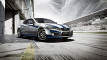 Limited edition Hyundai Genesis Coupe GT for Germany announced
