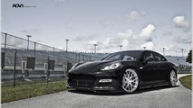 Porsche Panamera with ADV.1 wheels, 1024, 23.12.2011
