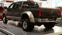 Dodge Ram Mega Cab Resistol Edition Revealed