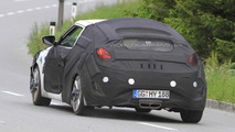 Hyundai Veloster Spy Photo