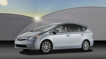 Toyota Prius v Concept
