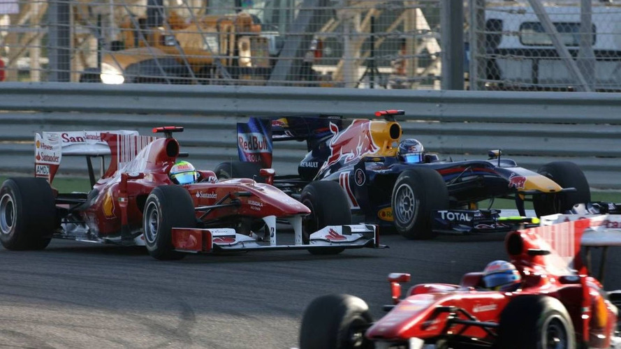 Vettel's spark plug puts spotlight back on Renault