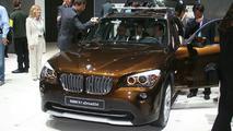BMW X1 Debuts in Frankfurt [video]