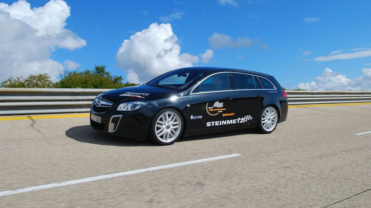 Steinmetz Opel Insignia Sports Tourer OPC at Nardo - 1600