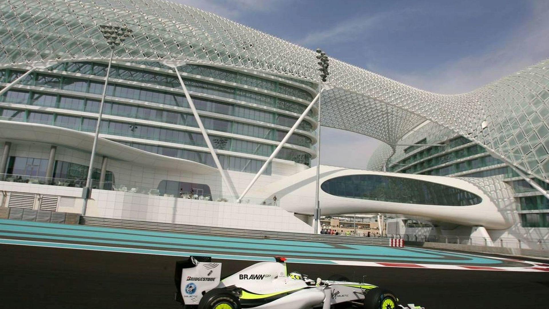 Fast Button vows to enjoy Abu Dhabi