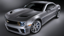 Five Special Camaro Concepts Power into SEMA [Video]
