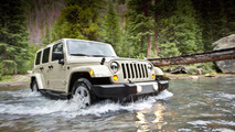 2017 Jeep Wrangler will reportedly have solid axles