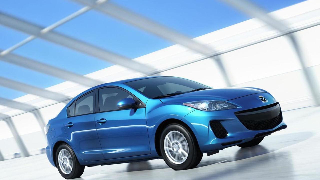 2012 Mazda3 - 21.4.2011
