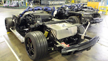 2010 non-street legal Dodge Viper ACR-X assembly, Conner Avenue (Detroit) Assembly Plant, 12.07.2010