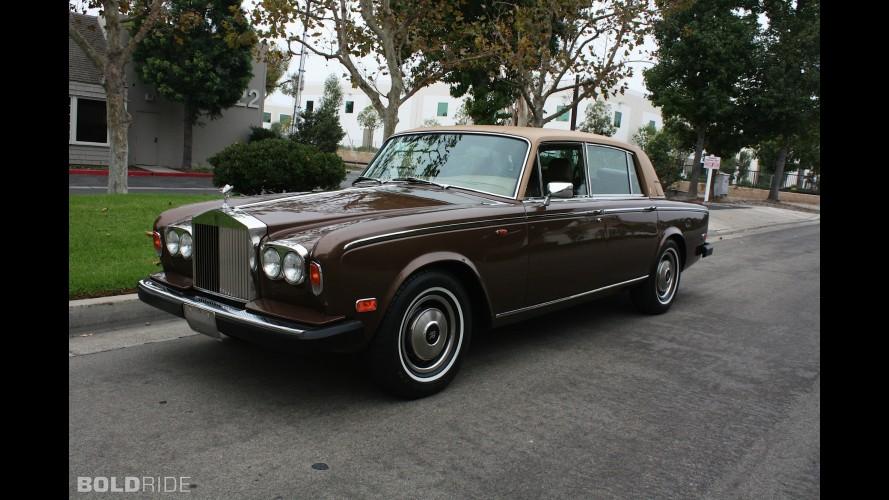 Rolls-Royce Silver Wraith II Saloon