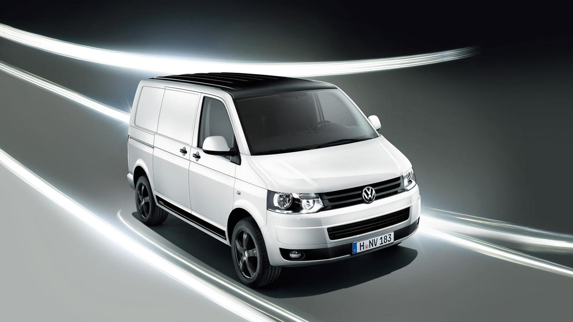Volkswagen Transporter Edition revealed
