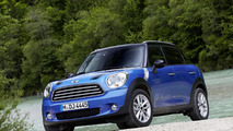 MINI Cooper Countryman and Cooper Paceman receive ALL4 all-wheel drive system