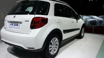 First-gen Suzuki SX4 receives facelift for Auto Shanghai