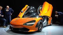 Genève 2017 - La McLaren 720S entre en scène !