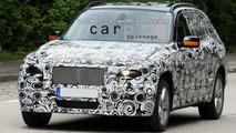Next Generation BMW X3 Prototype