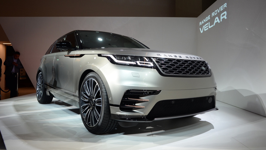 range rover velar coupe suv arrives this summer starts at. Black Bedroom Furniture Sets. Home Design Ideas