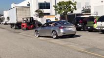 Tesla Model 3 Spy Video