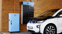 BMW adapts i3 battery for home energy storage system