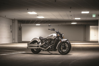 Indian Motorcycles Takes On Harley-Davidson With the New Scout Sixty