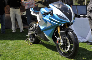 Insane 200MPH All-Electric Lightning LS-218 Motorcycle on Sale