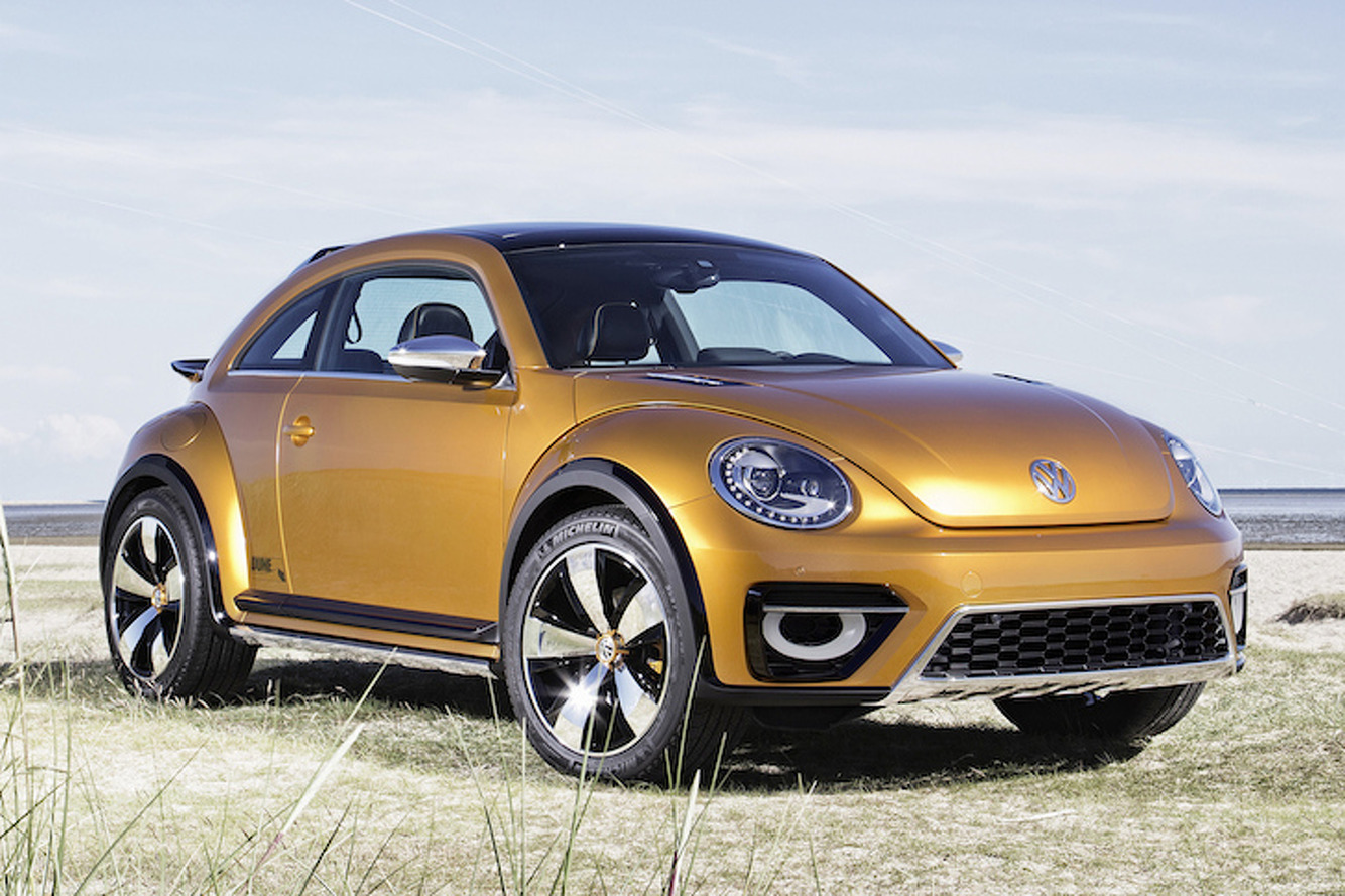 Is The Volkswagen Beetle About to Be Axed?
