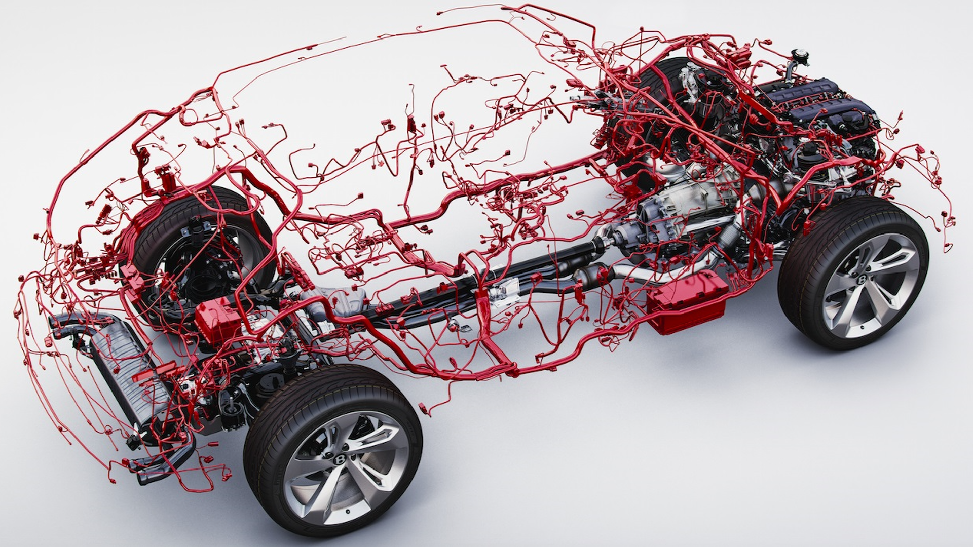 bentley bentayga wiring harness is weirdly beautiful all types of wiring diagram all types of wiring diagram