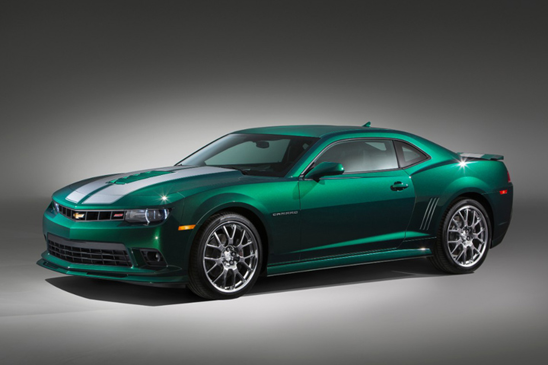Chevrolet Wants YOU to Name this Camaro