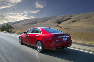 2014 Cadillac CTS Vsport Review: Taking 'Ze Germans to Class