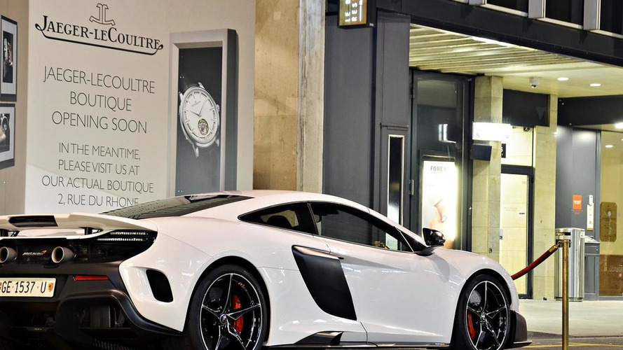 McLaren says they can make money without having to launch SUV