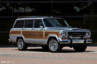 Jeep Grand Wagoneer Coming Back as Three-Row SUV
